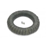stro ring omwikkeld diameter 75 hoog 14 cm