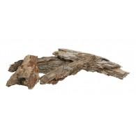 decoratie hout kist 10x20 cm natuur