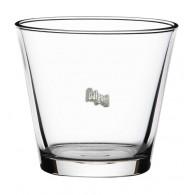 windlicht glas taps hoog 13 cm
