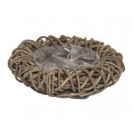 schaal rotan diameter 38 cm