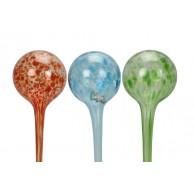 bewatering kogel glas 3 assortiment kleur in display