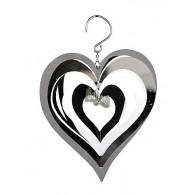 hanger hart metaal diameter 15 cm