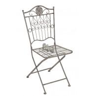 stoel grijs 45x48xH92,50cm (2021 weer leverbaar)