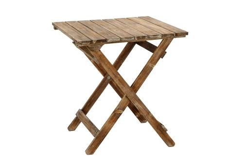 tafel en bijzet tafel