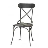 stoel zwart 51x50xH94cm