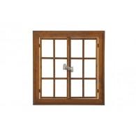 venster roest hoog 79 cm