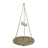 tafel natuur om te hangen diameter 75cm
