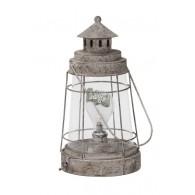 hang of staande lamp rond met beugel led grijs