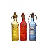 fles met led verlichting 3 assortiment kleur