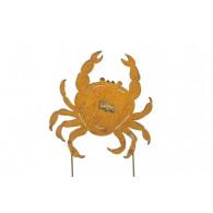 steker krab roest hoog 25 cm (vanaf week 37 leverbaar)