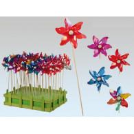 windmolen kunststof hoog 26 cm