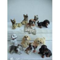 hond polystone 6 cm 12 assortiment design