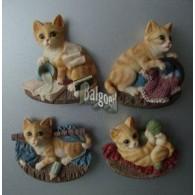 magneet katten 4 assortiment design