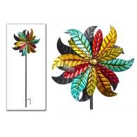 windmolen iris metaal op=op