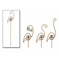 tuinsteker flamingo 3 assortiment design