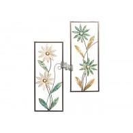 muurdecoratie bloemen 2 assortiment design