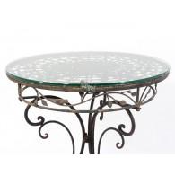 glasplaat voor tafel 8501792 - 8501850 en 8501884