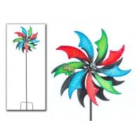 windmolen druppel metaal