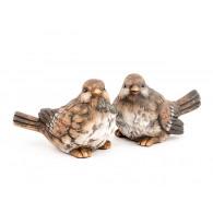 vogel terracotta 2 assortiment hoog 7.5 cm