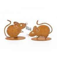 muis op plateau hoog 6.5 cm
