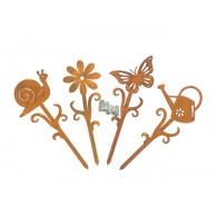 planten steker garten roest 4 assortiment design