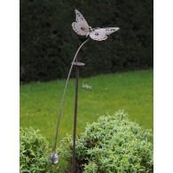 tuinsteker balans vlinder