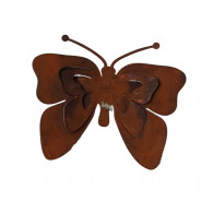 vlinder schroefbaar 16x13 cm