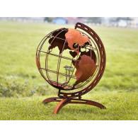 wereldbol met onderstel rond 80 cm