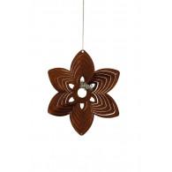 hanger bloem roest