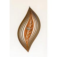 hanger blad roest