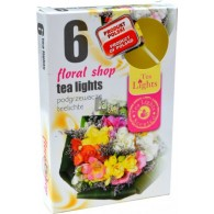 theelicht geur 18x40 box a 6 pc floral shop