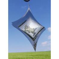 windspinner rvs vierkant