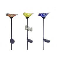 steker solar glasvogels 3 assortiment kleur