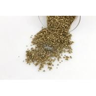 decoratie granulaat zakje 500 gram goud