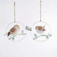 hanger vogel in ring 2 assortiment design op=op