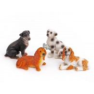 honden van polystone 4 assortiment design