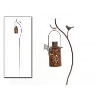 lantaarn ornament met staaf lang 115 cm