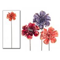 tuinsteker bloem 3 assortiment kleur hoog 35 cm