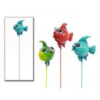 steker vis 3 assortiment kleur