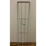 rozenboog/paviljoen prieel zelfbouw systeem staander 40x165x3 blank