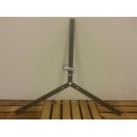 rozenboog/paviljoen prieel zelfbouw systeem koppel strip driekant blank