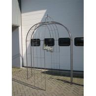 rozenboog/paviljoen prieel zelfbouw systeem voorbeeld paviljoen 1 blank