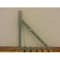 rozenboog/paviljoen prieel zelfbouw systeem driehoek plat gegalvaniseerd