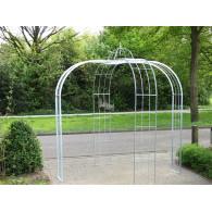rozenboog/paviljoen prieel zelfbouw systeem voorbeeld paviljoen 2 gegalvaniseerd