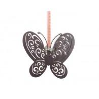 hanger vlinder (15x17 cm) op=op