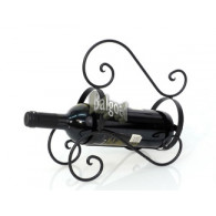 wijnfles houder voor 1 fles hoog 24 breed 27 cm op=op