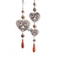 hanger hart van metaal en acryl 2 assortiment design