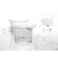 theelicht glas 60x60x50 helder