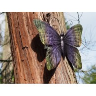muurdecoratie vlinder 36 cm