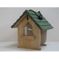 vogel voeder huis hout 20 cm
